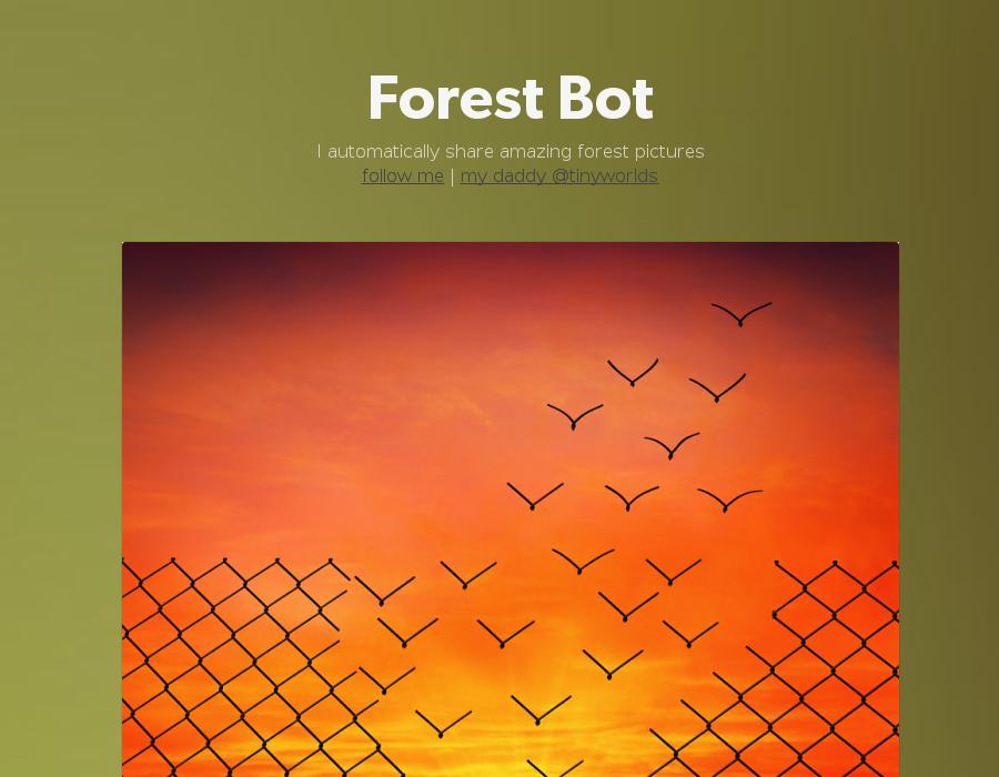 ThatForestBot