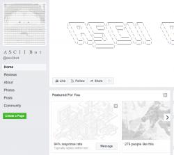 ASCII Bot