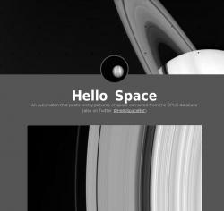 hellospacebot