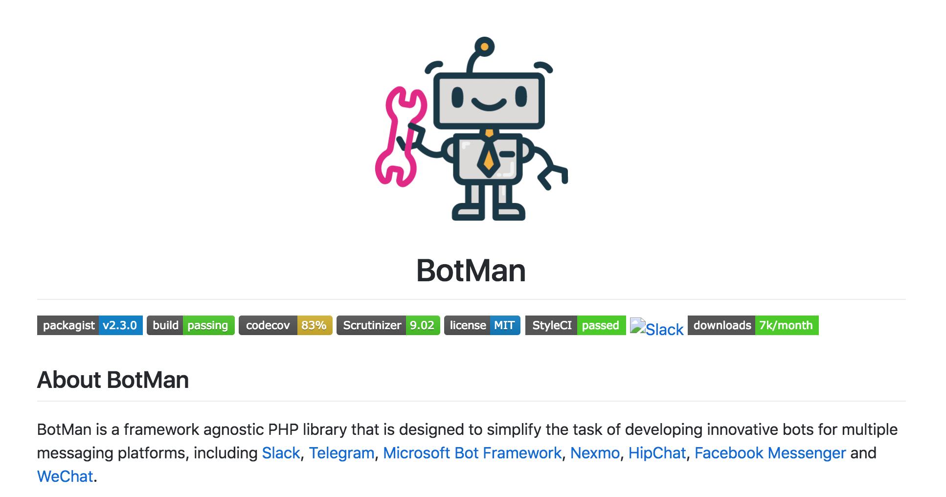 Bots for Slack | Botwiki