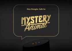 Mystery Animal