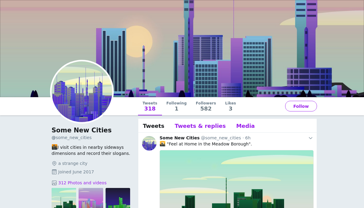 @some_new_cities