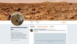 Martian Updates