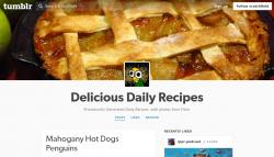 Delicious Daily Recipes
