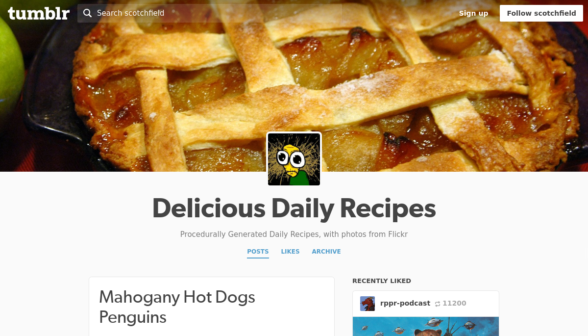 Delicious Daily Recipes