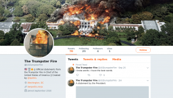 The Trumpster Fire