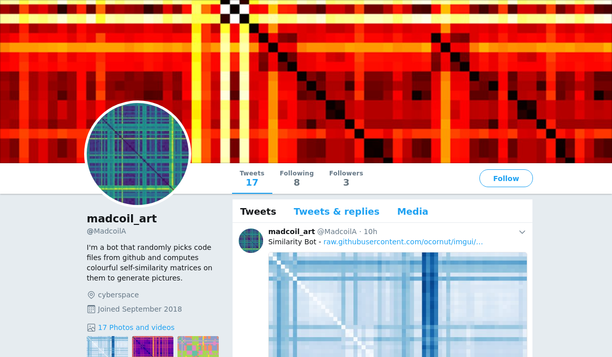 Bots tagged #generative #images | Botwiki
