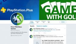 Free PSN/Xbox Games