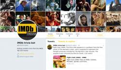 IMDb trivia bot
