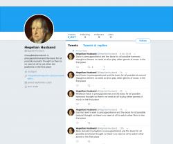 Hegelian Husband