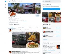 Random Restaurant