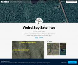 Weird Spy Satellites